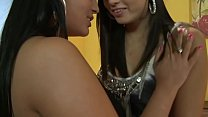 Stunning Lesbian Sisters Fucking With A Sex Toy