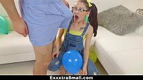 ExxxtraSmall - Playful Teen Gets Tight Pussy Fu...