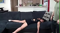 Alexis Rain - Passed Out Mom Fucked by Son [잠든 뻗은 기절한 passed out]