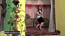 AKH LARI BADOBADI - GHAZAL CHAUDHARY MUJRA 2015 - PK STAGE DRAMAS 2015 صورة