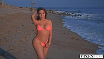 VIXEN Lela Star Keeps Herself Busy When Her Husband Is Out
