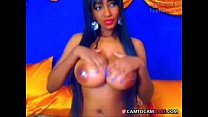 Ebony Beauty Web cam
