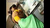 Desi Wife with BF in kitchen pornhub video