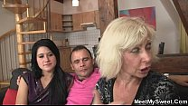 He leaves GF with his naughty parents Preview