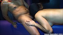 LA NINFOMANA DANNA HOT EN OTRO VIDEO DE GANGBANG صورة