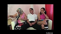 granny ffm threesome - kowalsky videos thumbnail