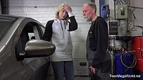 Old-n-Young.com - Daniela C - Blondie gets a sp...