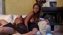 Perfect Ass French Black Girl Anal Sex By A Hug