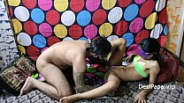 Indian Teen With Face Covered Getting Her Tight Pussy Licked By Her Mumbai Boyfriend