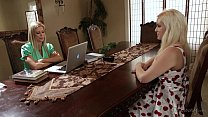 Image: Do you touch all your clients like this? - Alexis Fawx, Kylie Page