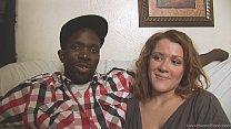 Interracial Homemade Couple Shows Their Skills
