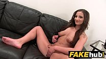 Fake Agent Great body fucked on the casting couch preview image