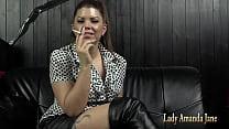 Amanda Jane sucht neue Drehpartner/Sklaven für SM Porno-Filme Vorschaubild