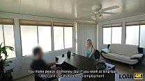 Loan4K. Hottie Wants To Get Rid Of Her Financial Problems Having Sex