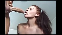 A Whore In Heat Throats It Balls Deep