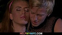 He pounds hot wife from behind   hot xxnx thumbnail