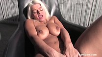 Bbvideo.com Blonde German MILF fucking well thumbnail