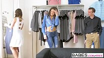 Babes - Changing Room Charmer  starring  Amirah Adara and Verona Sky clip
