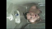 Anna C in the shower porn thumbnail