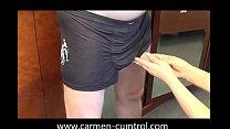 "carmen-cumtrol.com: ""through my pants"" Vorschaubild"