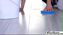 (Nicole Aniston) Big Tits Sluty Girl In Hardcore Sex In Office clip-19 preview image