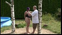 Tied Tits -BBW HD Porn Image