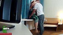 Баба пальцем мужика в попу видео