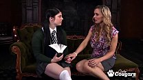Slutty Lucia Love And Tanya Tate Rubbing Their
