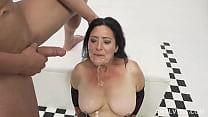 Mother Vs Daughter Wet Battle With Balls Deep A