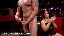 DANCING BEAR - CFNM Whores Sucking Male Stripper Dick At The Club (db11453) Vorschaubild