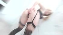4on1 DP with Madison Lush balls deep anal, gapes, DAP