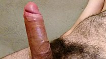 Hairy man dick jerk off with a fleshlight
