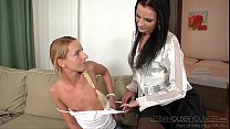 Promesita and Walleria - Lesbian Older Younger video