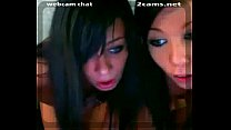 2 crazy girlfriend on webcam 3