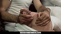 MormonBoyz - Priest Daddies Dildo Two Boys' Tight Holes