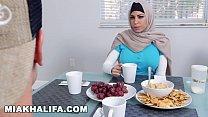 MIA KHALIFA - Featuring Big Tits MILF Julianna Vega... With Cum Shot! Preview