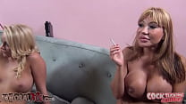 LEGALPORNO FULL SCENE - Alexis Monroe Fists the Fuck Out of Ava Devine