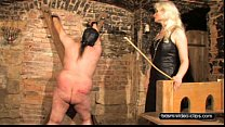 caning a slave - 100 lashes pornhub video