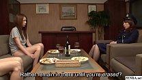 JAV Secret Prison CFNF lesbian cunnilingus HD Subtitled thumbnail