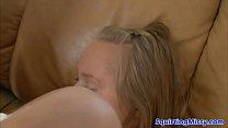 Hardcore Fucking Makes This Blondie Squirt Hard