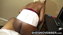 Reality Pornstar Sheisnovember Riding Big Cock Hardcore Fucking