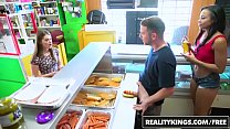 RealityKings - Money Talks - (Adrian Maya) and (Alice March) - Hot Dog Stand porn image