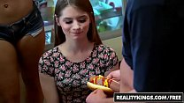 RealityKings - Money Talks - (Adrian Maya) and (Alice March) - Hot Dog Stand thumbnail