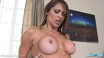 Busty milf Monique Fuentes fucking preview image