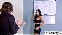 Hard Sex Action With Slut Big Tits Office Girl (audrey bitoni) video-07 pornhub video