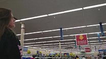 MILF Public Nudity at The Walmart - Big Titties and Masturbation thumbnail