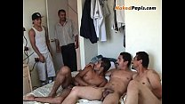 Bilatin Men Suck Each Other's Meaty Cocks