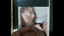 Cum Tribute for Japanese model Tomomi Morisaki