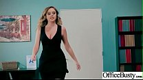 Slut Sexy Girl (Alexis Adams) With Big Round Boobs In Sex Act In Office video-01 Thumbnail