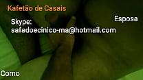 HORN HAVING FUN WITH KAFETÃO'S DICK